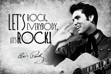Элвис Пресли. Звезда рок-н-ролла